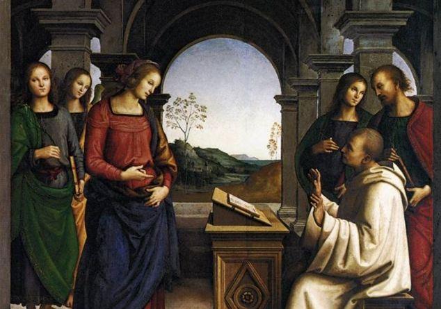 Bernardo, il cantore della Vergine