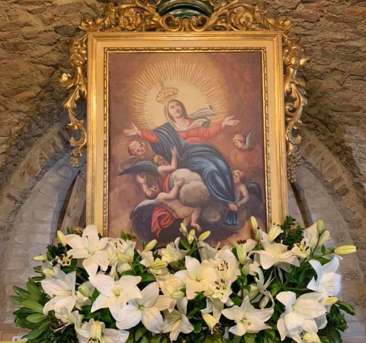 La Madonna del Palio
