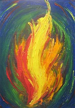 La Ruah (lo Spirito) di Dio