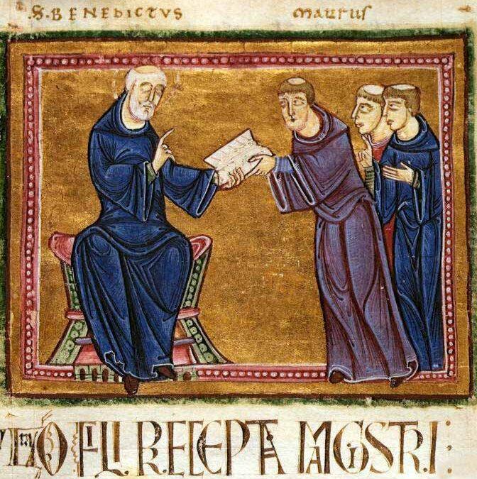 """La vocazione monastica: epilogo """"umile"""""""