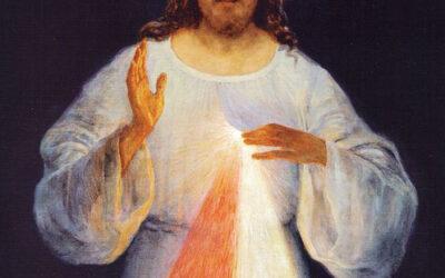 Misericordia Divina: un bene eterno!