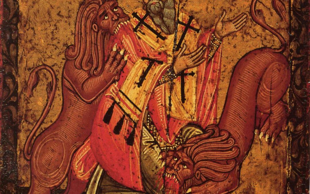 Il martirio di Ignazio di Antiochia: la fede nello Spirito