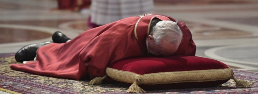 Un'unica orazione, un'unica preghiera